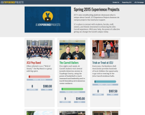 JCU Crowdfunding